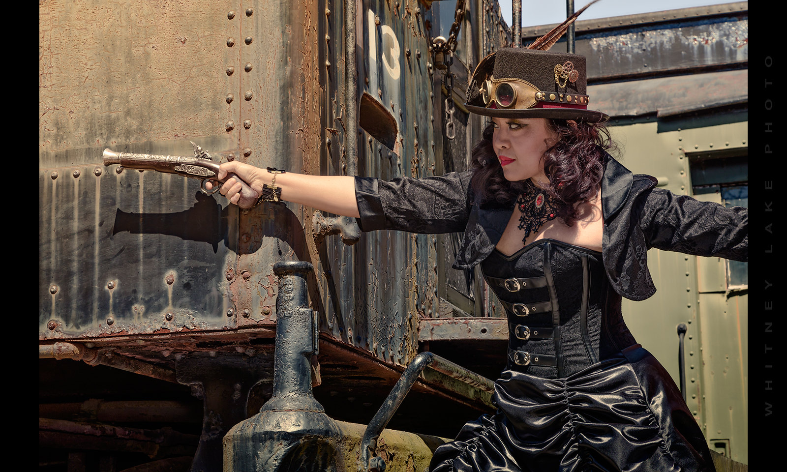 Steampunk  by  Whitney Lake
